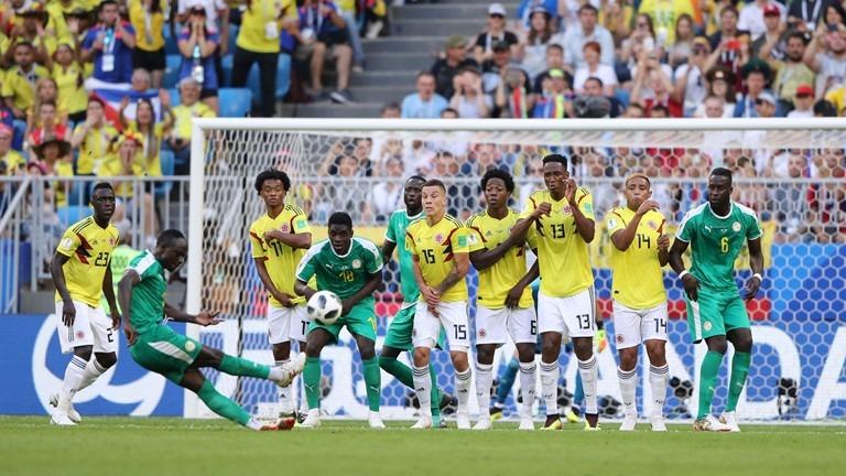پیروزی کلمبیا